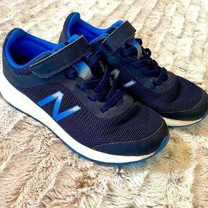 New Balance 455v2 Sneaker Shoe Kids 1.5 Blue